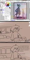 I am dumb when it comes to drawing pictures. by PuddingzWolf