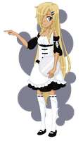 SP: Maid by Astanine