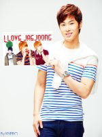 Yunho - I Love Jaejoong by KNPRO