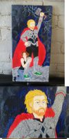 My Brother-in-law God of thunder by MandyDandy-02
