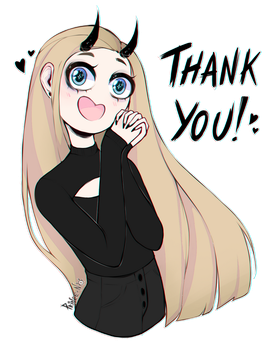 . : thank you for 3k+ watchers : . by prince-no