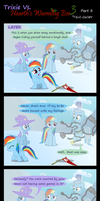 Trixie Vs. Hearth's Warming eve 3 (part 3) by Evil-DeC0Y