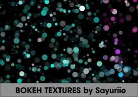 Bokeh Textures by Sayuriie
