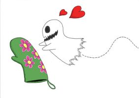 Valentine Ghost by 010001110101