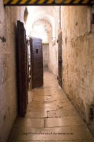 Venice dungeon interior by eyefeather-stock
