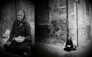 The Beggars Prayer by RickHaigh