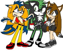 Team Special   :Request: by ScourgeXNazo2