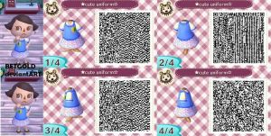 animal crossing new leaf QR design 2 by BETGOLD