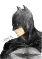 Batman by Badong09