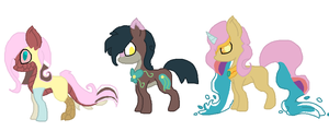 Discord shipping foals by Kyah-Pony-Adoptables