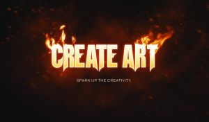 Create Art by TomGreystone