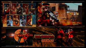 TF2 Cosplay Collage by NightWolf921