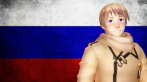 [MMD] APH Russia by LockdownVII