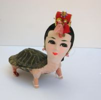 Sun-Hi Kim the Korean Turtle by BeatUpCreations