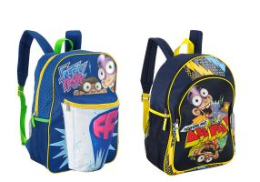 Fanboy and Chum Chum Backpack by FanboyandChum