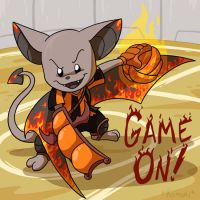 Game ON by ChaosKomori