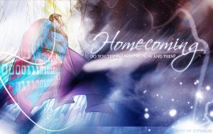 Superman: Homecoming by avidcartoonfans