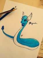 Dragonair by DarksideofChocolate
