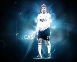Lucas v1 blue and green colors by szymeks
