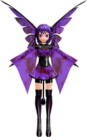 MMD NR2_Parallaxis - Front by CrimsonKingie