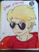 Dave Strider by Michaela-Teh-Ninja