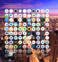 Circly for iOS 7 by kenzodragon