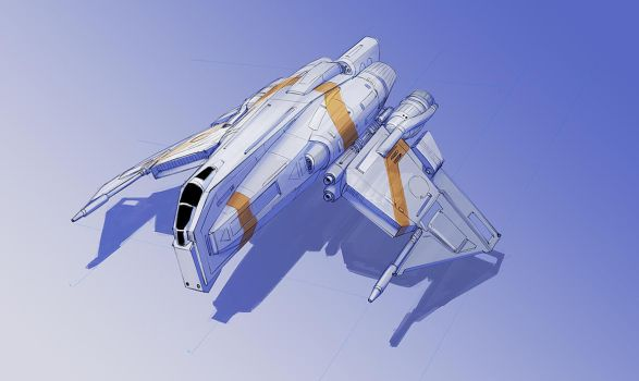 Yetanotherspaceship2 by entroz