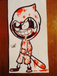 murderer in the town.. by Drawingmadness9
