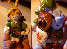 Link Figurine by Jelle-C