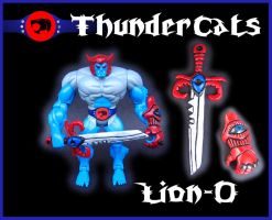 Lion-O MultiView by Mooseworks
