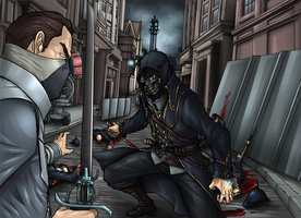 Dishonored by RyemSalim