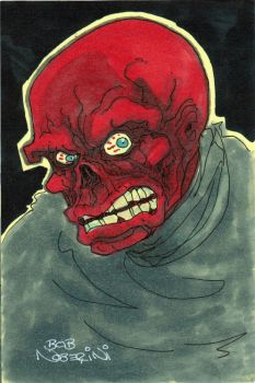 Red Skull by StubbedToe