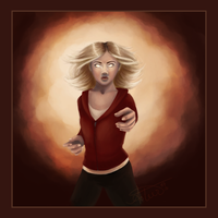 I am the Bad Wolf by Steadier