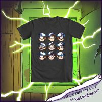 CLONE ATTACK t-shirt by He-st