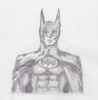 Batman by kez-muff