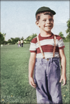 Stephen King - Age 9 by RMS-OLYMPIC