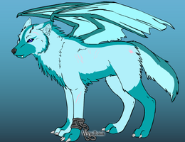Wolf Adopt (closed) by Acuz001