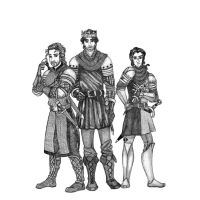 The Sons of York by thePlantagenet
