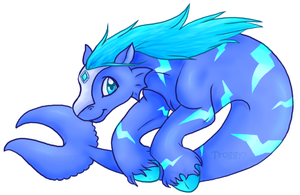 Electric Peophin by HollieBollie