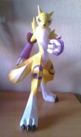 Renamon - b by Destro2k
