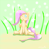 Fwuttershy by instant-noodle5