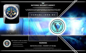NSA + CSS Wallpaper Login by Varani