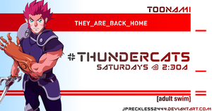 Toonami: Thundercats by JPReckless2444