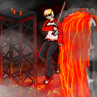 Homestuck: Dave Strider Commission by AkariMMS