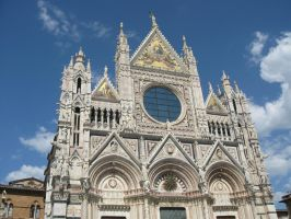 Cathedral at Siena by Midair510
