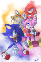 Sonic Boom POAWAH by SonadowRoxmyWorld