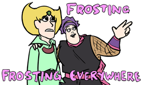 Frosting, Frosting Everywhere by Ginryu27