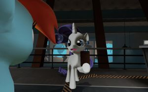 PF2 - Meet Rarity - Unexpected Surprise by TBWinger92