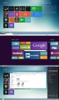 Metro Windows 8 by maxxdogg