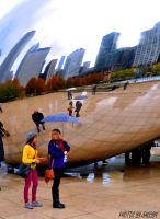 Cloud Gate by justjake54